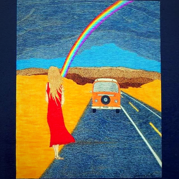 Hitch Hiker (Sold)