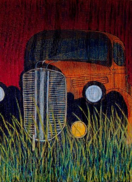 Rusty Truck (Sold)