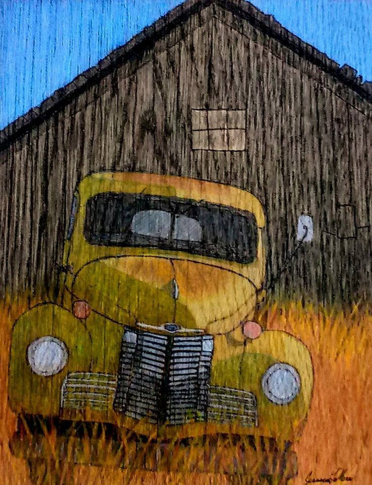 Old Truck (Sold)
