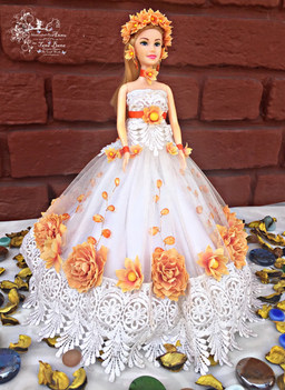 Orange Floret Queen Of Early Springs