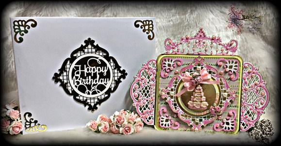 An Elegant Birthday Card