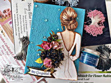 Hey Gorgeous Altered Dairy Cover
