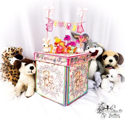 Little Princess 3D Exploding Box