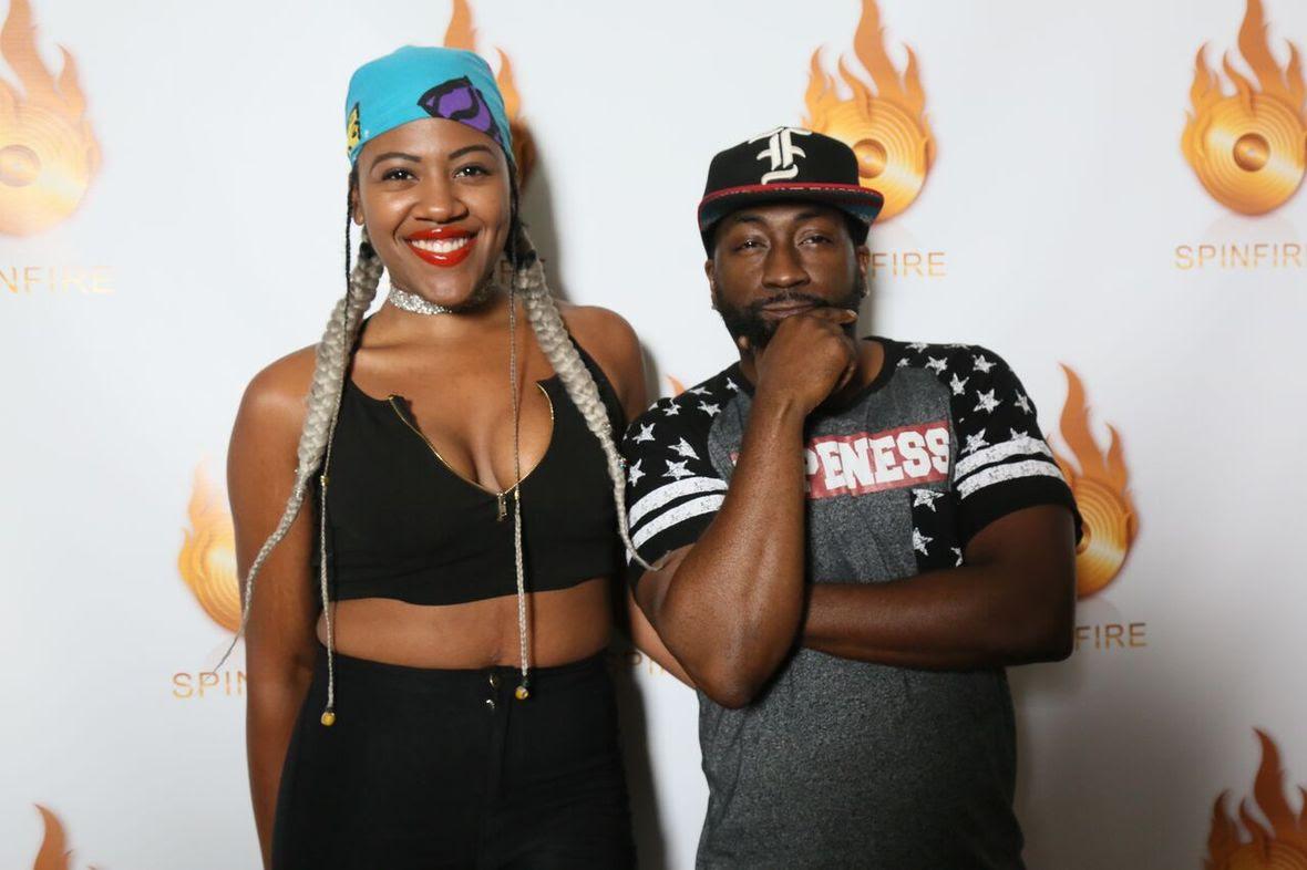 Life&GrindATL Kristina & DJ Baby Sli