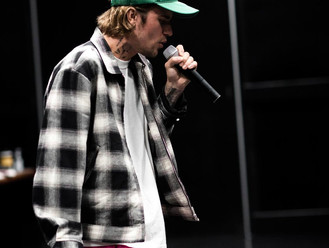 Justin Bieber' Justice' soon to be 8th No.1 Album is he on or off  in the music industry?