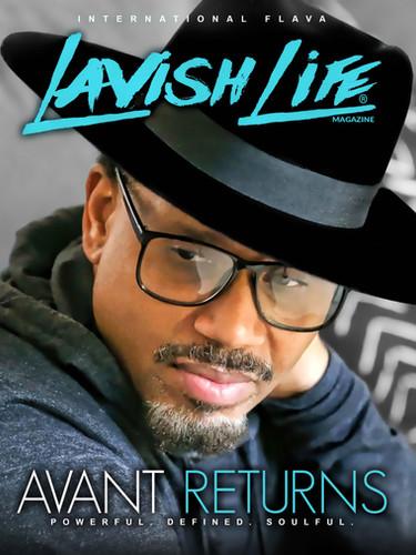 Lavish Life Magazine Digital Cover ft Av