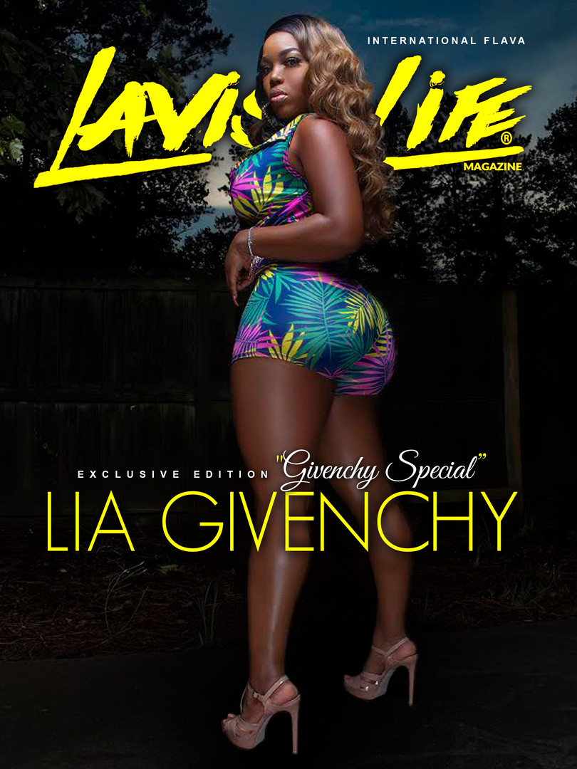 Lia Givenchy