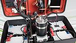 Z200s 2噸全電動唧車,48V高出力電池、由內置式智能充電系統管理。