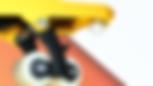 "Sumo S系列高剛性唧車,""千秋架""式雙輪設計,順應地面凹凸,保持平衡"