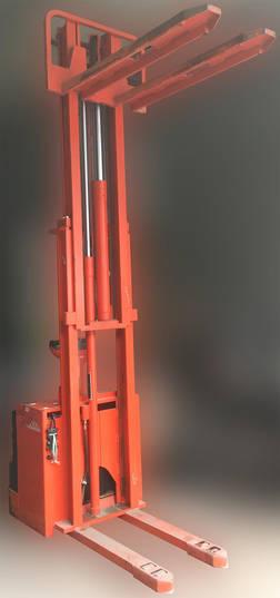 二手德國原廠 Linde L12 Full Free 全電動堆高機