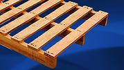 VD半電動堆高機,適用於單面卡板 (可升級為雙面卡板)