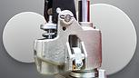 BASHI BES 唧車磅, 電錶以4只AA電池運作,無比方便。