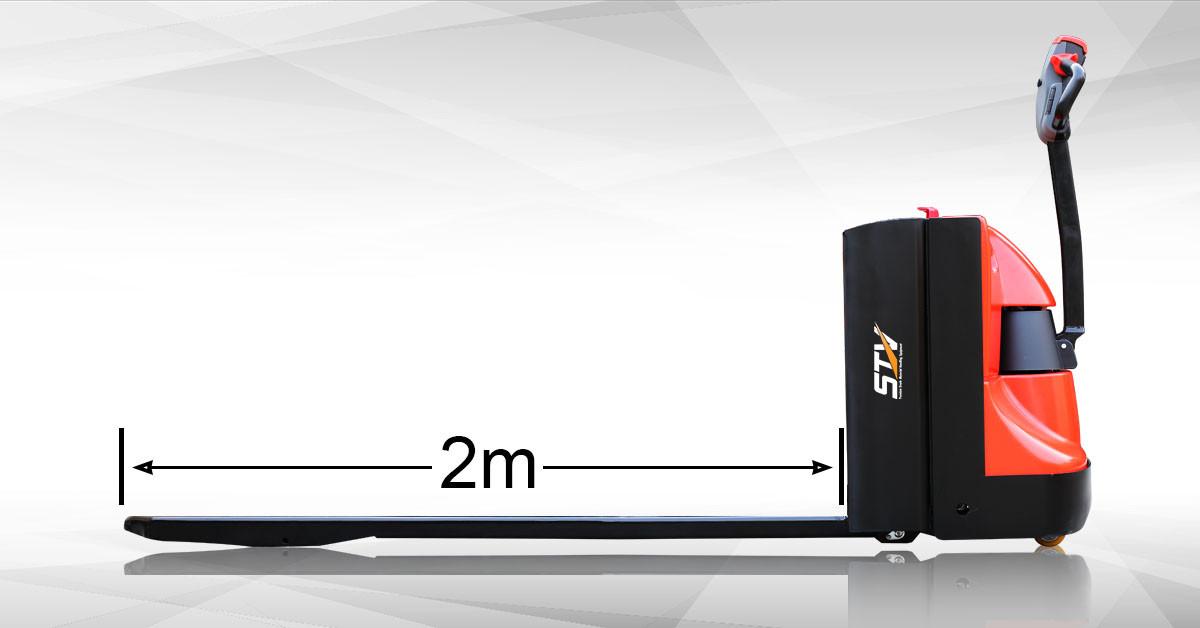 2米超長車叉