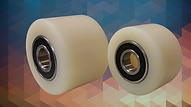 STV ZR系列 可選用尼龍叉輪及輔助輪
