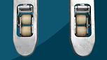 "BG 鍍鋅唧車,""千秋架""式雙輪設計,順應地面凹凸,保持平衡"