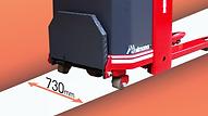 SW系列重量級電唧,可訂製最窄730mm車闊