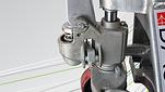 BG 鍍鋅唧車,先進的油壓技術,油壓系統更持久耐用。