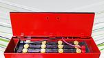 RH伸展型堆高機,採用歐洲進口重工電池, 枕力強勁, 壽命及續航力特長
