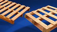 VD半電動堆高機,可由單面卡板貨叉升級為支援雙面卡板貨叉
