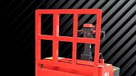 ST重量級電唧車,可加裝各項安全設備