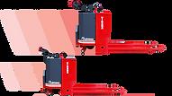 SW系列重量級電唧,可由予設的三段速行車提升至更圓滑的無段式操控