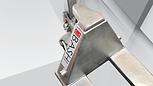 BG 鍍鋅唧車,車身由厚重的鋅電鍍層保護,抗銹能力極強