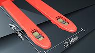 ST重量級電唧車,可自由訂製不同叉長或闊