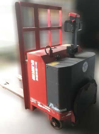二手 VIMANA ST-20 重量級全電動唧車