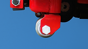 SW系列重量級電唧,設有下壓式輔助輪,增強貼地及穩定性