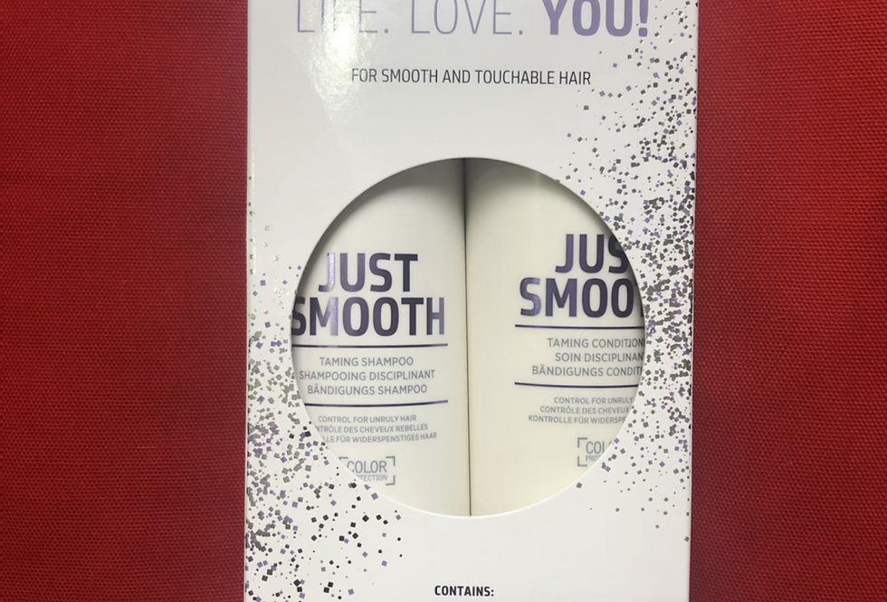 Goldwell Dualsenses Just Smooth Shampoo/Cond.
