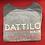 Thumbnail: Men Small Dattilo Hair T-shirt with logo
