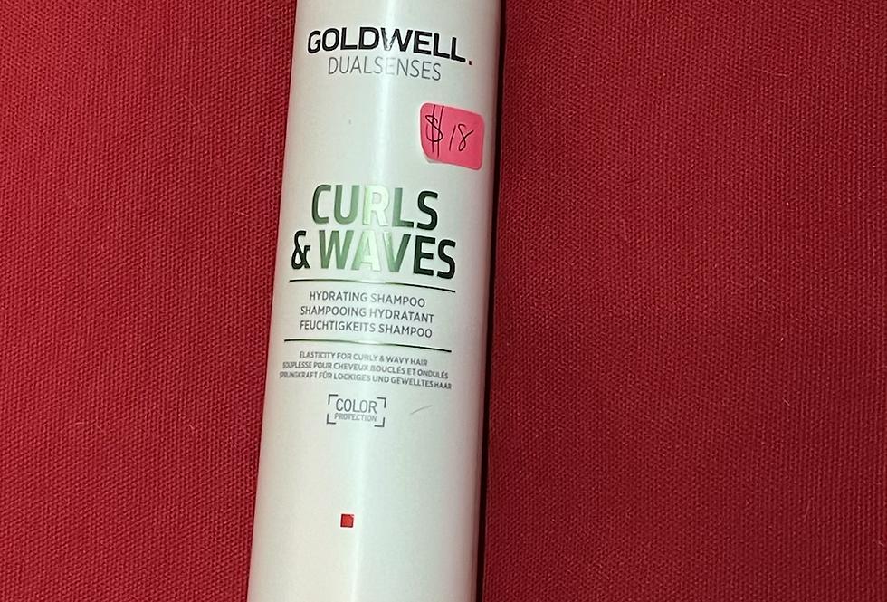Goodwell Dualsenses Curls & Waves Hydrating Shampoo