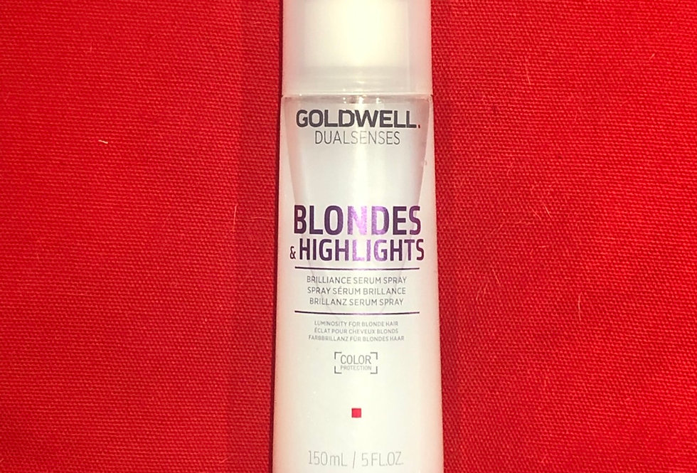 Goldwell Dualsenses Blondes and Highlights Brillance Serum Spray