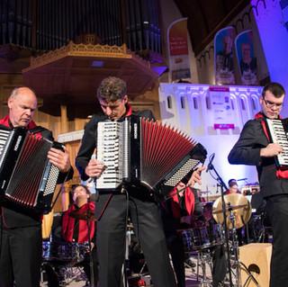 Jostiband in concert 2017