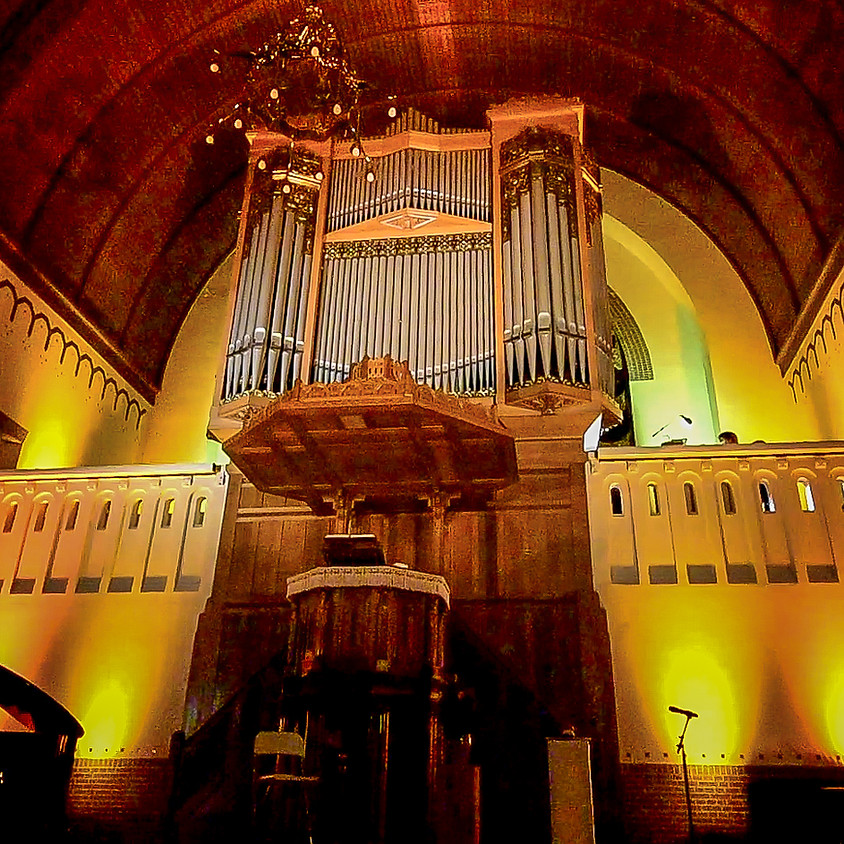 Simon Stelling - CD presentatie Steinmeyer orgel