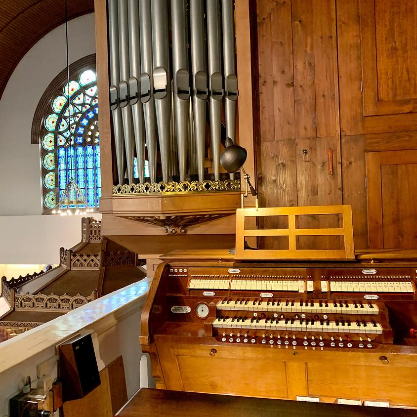 Orgel Jukebox - Simon Stelling speelt op verzoek