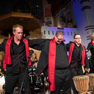 Jositiband in concert 2017