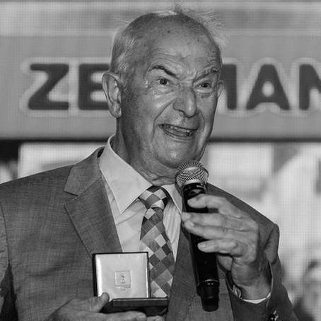 Ambassadeur van de stichting Jan Zeeman op 78-jarige leeftijd overleden