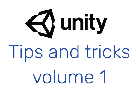 10 tips and tricks - Volume 1