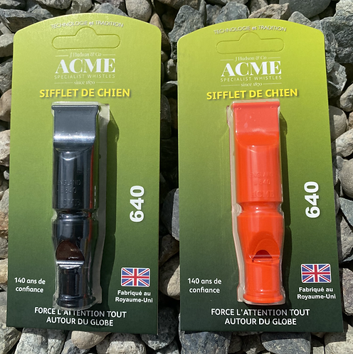 Acme Two Tone Dog Whistle