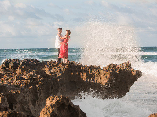 Zach and Alexa's Engagement Session