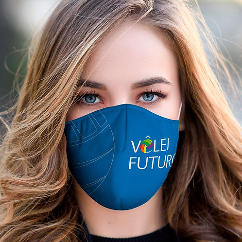 Máscara em tecido duplo - Mod08