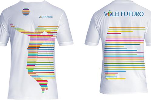 Camisa Vôlei Futuro Temas - 0004
