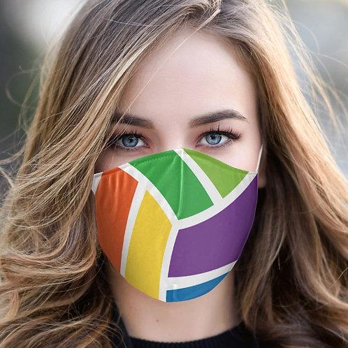 Máscara em tecido duplo - Mod06