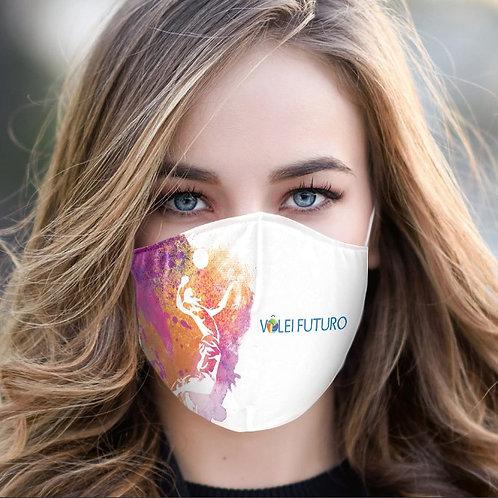 Máscara em tecido duplo - Mod05