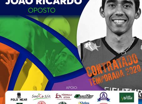 João Ricardo (Oposto)