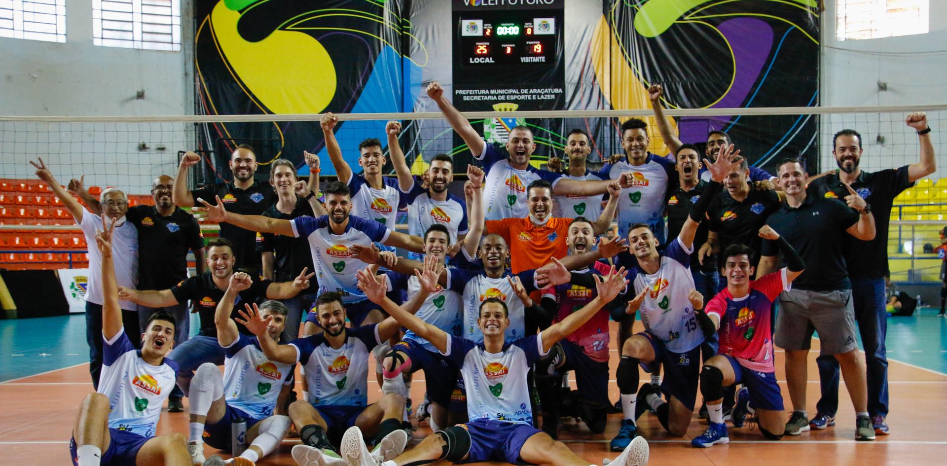 Campeão Superliga C 2020