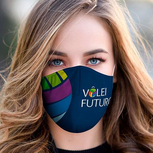 Máscara em tecido duplo - Mod02