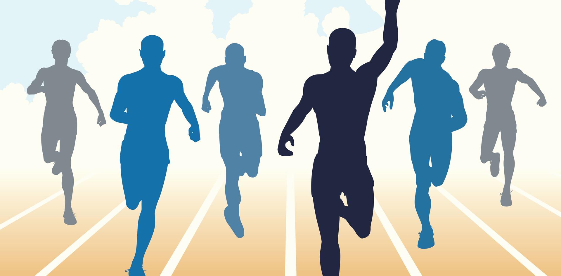 Atletismo de volta!