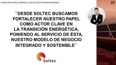 Entrevista a SOLTEC